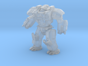 Assault Mech Mustang in Smooth Fine Detail Plastic