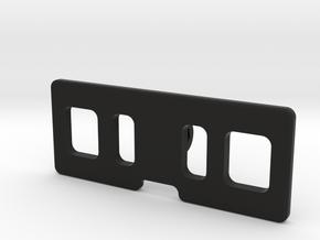 DJI Mavic Crystalsky monitor folder  with DJI Crys in Black Natural Versatile Plastic