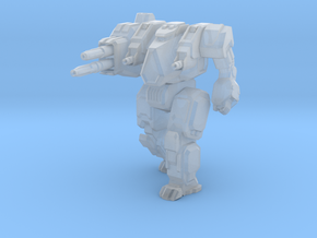 Heavy Mech Punisher in Smooth Fine Detail Plastic