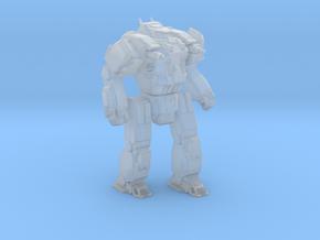 Medium Mech GhostWolf in Smooth Fine Detail Plastic