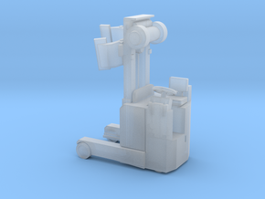 Docking Bay: Forklift, 1:43 in Smooth Fine Detail Plastic