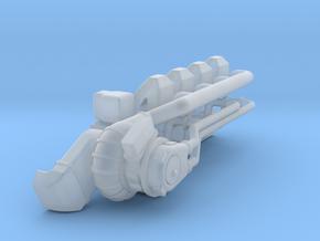 4SKRT Upper Engine in Smoothest Fine Detail Plastic