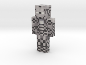Iron-Man-Mark-2 | Minecraft toy in Natural Full Color Sandstone