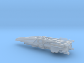 Halo Thanos Class Destroyer in Smooth Fine Detail Plastic