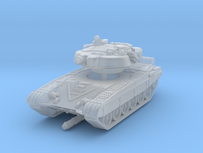 T-72 B (late turret) 1/200 in Smooth Fine Detail Plastic