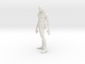 Printle V Homme 1572 - 1/35 - wob in White Natural Versatile Plastic
