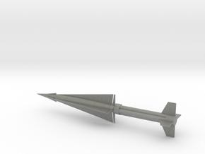 1/72 Scale Nike-Hercules in Gray PA12