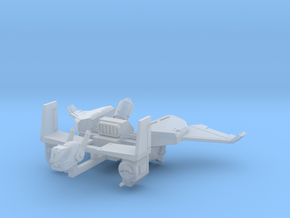 raven Type Remodeling Set in Smooth Fine Detail Plastic