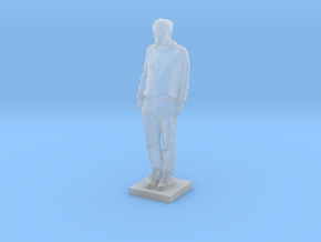 Printle C Homme 694 - 1/72 in Smooth Fine Detail Plastic