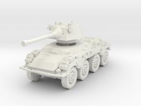 Sdkfz 234-2 Puma 1/56 in White Natural Versatile Plastic
