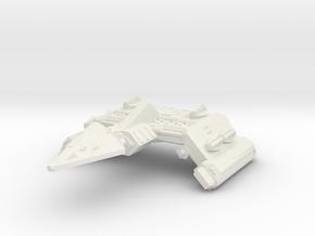3125 Scale Neo-Tholian Stellar Domination Ship SRZ in White Natural Versatile Plastic