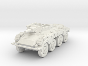 Sdkfz 234-3 1/72 in White Natural Versatile Plastic