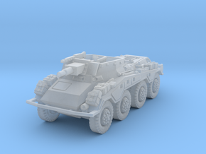 Sdkfz 234-3 1/160 in Smooth Fine Detail Plastic
