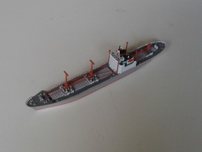 1:1250 ship model Nedlloyd Gooiland  in Smooth Fine Detail Plastic