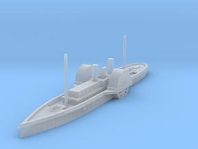 1/1000 USS Vanderbilt in Smooth Fine Detail Plastic