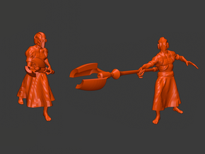 Unseen Path - Acolytes (2 pack) in Smooth Fine Detail Plastic