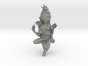 ShivaShakti in Gray PA12: Medium