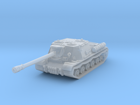 ISU-122 S 1/160 in Smooth Fine Detail Plastic