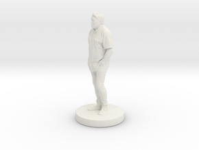 Printle C Homme 320 - 1/24 in White Natural Versatile Plastic