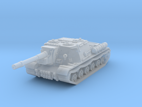 ISU-152 1/220 in Smooth Fine Detail Plastic
