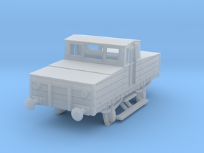 b-148fs-nsr-battery-loco in Smooth Fine Detail Plastic