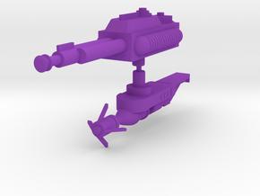 Terrortech Weapons in Purple Processed Versatile Plastic: Large