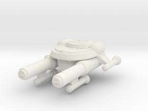 3125 Scale Seltorian Light Carrier (DDV) MGL in White Natural Versatile Plastic
