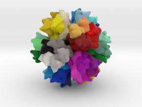 Model for ADDomer™ Protein in Natural Full Color Sandstone