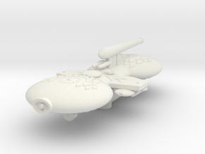 3788 Scale Gorn Light Gunboat/PF Tender+ SRZ in White Natural Versatile Plastic