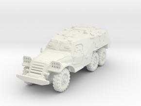 BTR-152 K 1/100 in White Natural Versatile Plastic