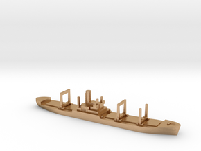 US Type C2 freighter 1:1800 WW2 in Natural Bronze