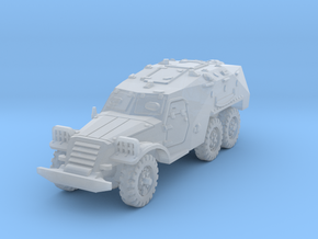 BTR-152 K 1/200 in Smooth Fine Detail Plastic