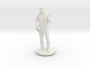 Printle C Homme 412 - 1/24 in White Natural Versatile Plastic