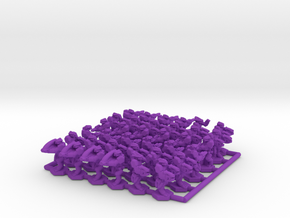 Alternate Alien Army x36 in Purple Processed Versatile Plastic