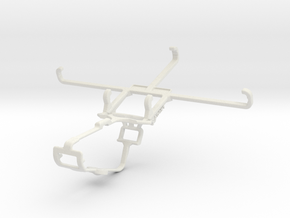 Controller mount for Xbox One & Realme Q in White Natural Versatile Plastic