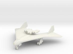 1/200 Arado E.555 in White Natural Versatile Plastic
