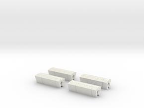 Digitale CTA (H0) in White Natural Versatile Plastic