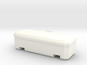 1:16 Xerion Gewichtskiste in White Processed Versatile Plastic: 1:16