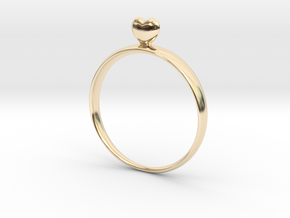 Loving You 53 in 14K Yellow Gold