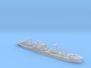 USS Mercury AK-42 1:1800 WW2 in Smoothest Fine Detail Plastic
