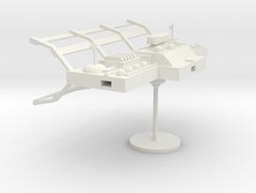 11-Modular-Drydock in White Natural Versatile Plastic