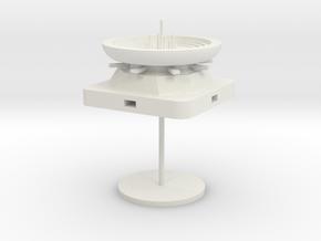 8-Module-Sensor in White Natural Versatile Plastic