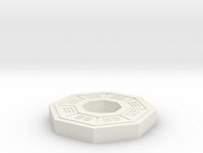Hakkero Inch Thinwall in White Strong & Flexible