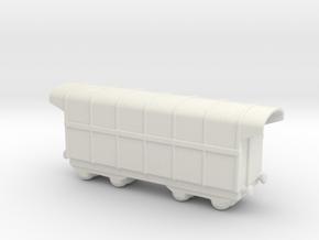 bl 12 inch ammo wagon 1/160  in White Natural Versatile Plastic