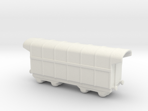 bl 12 inch ammo wagon 1/285 6mm in White Natural Versatile Plastic