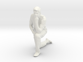 Printle C Homme 420 - 1/24 - wob in White Natural Versatile Plastic