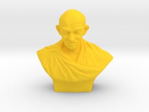 Gandhi Mapusa  in Yellow Processed Versatile Plastic: Medium
