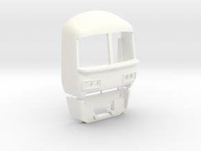 Class 325 Cab - OO in White Processed Versatile Plastic