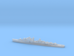 USS Thomas E. Fraser destroyer ml 1:2400 WW2 in Smoothest Fine Detail Plastic