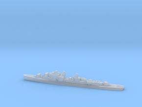USS Thomas E. Fraser destroyer ml 1:3000 WW2 in Smoothest Fine Detail Plastic
